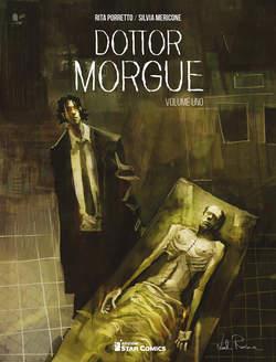 Copertina DOTTOR MORGUE (m2) n.1 - DOTTOR MORGUE, STAR COMICS