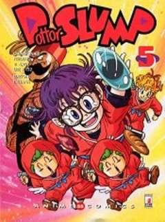 Copertina DOTTOR SLUMP ANIME n.5 - DOTTOR SLUMP & ARALE 5, STAR COMICS