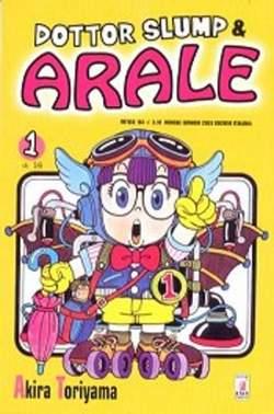 Copertina DR. SLUMP & ARALE RISTAMPA n.1 - DR. SLUMP & ARALE RISTAMPA 1, STAR COMICS