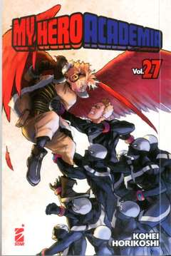 Copertina DRAGON n.272 - MY HERO ACADEMIA 27, STAR COMICS