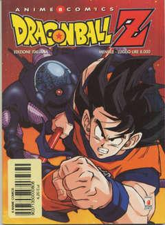 Copertina DRAGON BALL Z ANIME n.2 - DRAGON BALL Z 2, STAR COMICS