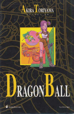 Copertina DRAGON BALL BOOK n.10 - DRAGON BALL 10, STAR COMICS
