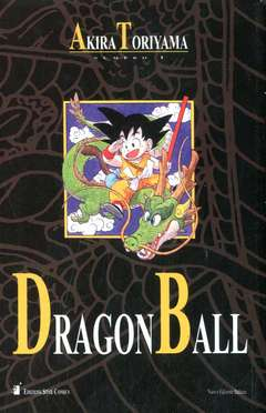 Copertina DRAGON BALL BOOK n.1 - DRAGON BALL 1, STAR COMICS