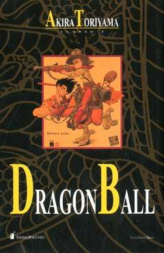 Copertina DRAGON BALL BOOK n.2 - DRAGON BALL 2, STAR COMICS