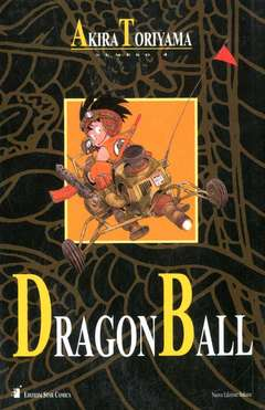 Copertina DRAGON BALL BOOK n.4 - DRAGON BALL 4, STAR COMICS