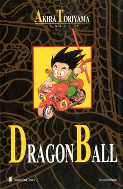 Copertina DRAGON BALL BOOK n.5 - DRAGON BALL 5, STAR COMICS
