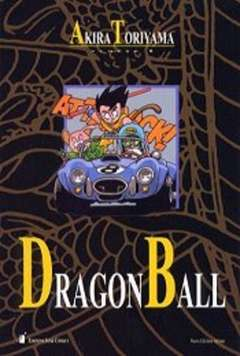 Copertina DRAGON BALL BOOK n.8 - DRAGON BALL 8, STAR COMICS