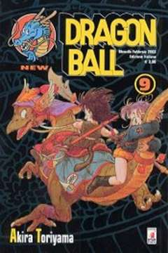 Copertina DRAGON BALL BOOK n.9 - DRAGON BALL 9, STAR COMICS