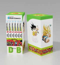Copertina DRAGON BALL COLLECTION (m7) n.4 - DRAGON BALL EVERGREEN EDITION 19/24, STAR COMICS