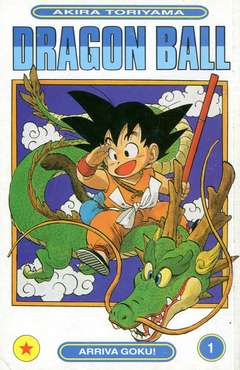 Copertina DRAGON BALL n.1 - DRAGON BALL                  1, STAR COMICS