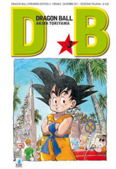 Copertina DRAGON BALL EVERGREEN n.3 - DRAGON BALL EVERGREEN EDITION, STAR COMICS