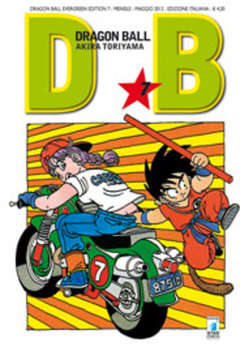 Copertina DRAGON BALL EVERGREEN n.7 - DRAGON BALL EVERGREEN EDITION, STAR COMICS