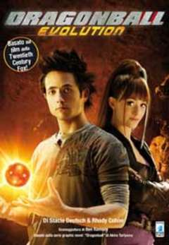 Copertina DRAGON BALL EVOLUTION n. - DRAGON BALL EVOLUTION, STAR COMICS