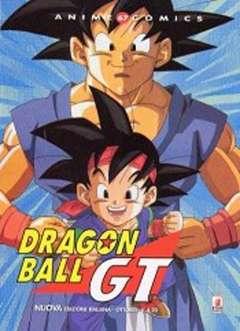 Copertina DRAGON BALL GT  ANIME RISTAMPA n.1 - DRAGON BALL GT, STAR COMICS
