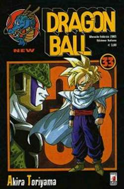 Copertina DRAGON BALL NEW n.33 - DRAGON BALL NEW 33, STAR COMICS