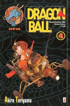 Copertina DRAGON BALL NEW n.4 - DRAGON BALL 4, STAR COMICS