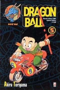 Copertina DRAGON BALL NEW n.5 - DRAGON BALL 5, STAR COMICS