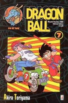 Copertina DRAGON BALL NEW n.7 - DRAGON BALL 7, STAR COMICS