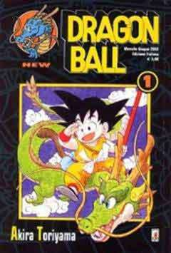 Copertina DRAGON BALL NEW n.3 - SERIE COMPLETA, DRAGON BALL NEW 1/42, STAR COMICS