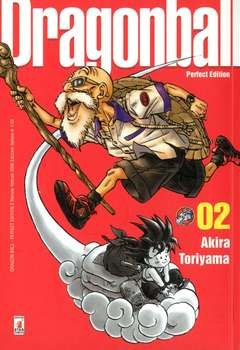 Copertina DRAGON BALL PERFECT EDITION n.2 - DRAGON BALL PERFECT EDITION, STAR COMICS