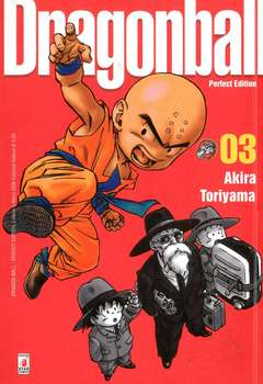 Copertina DRAGON BALL PERFECT EDITION n.3 - DRAGON BALL PERFECT EDITION, STAR COMICS