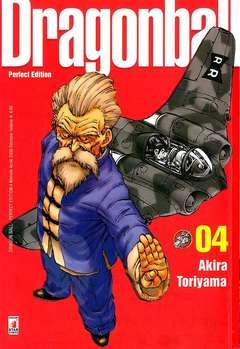 Copertina DRAGON BALL PERFECT EDITION n.4 - DRAGON BALL PERFECT EDITION, STAR COMICS