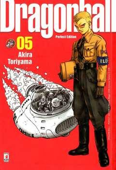 Copertina DRAGON BALL PERFECT EDITION n.5 - DRAGON BALL PERFECT EDITION, STAR COMICS
