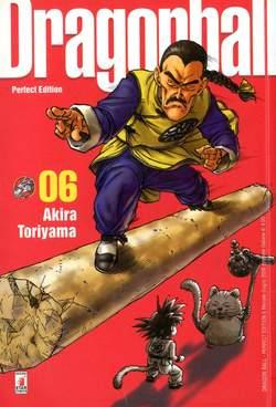 Copertina DRAGON BALL PERFECT EDITION n.6 - DRAGON BALL PERFECT EDITION, STAR COMICS