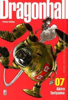 Copertina DRAGON BALL PERFECT EDITION n.7 - DRAGON BALL PERFECT EDITION, STAR COMICS