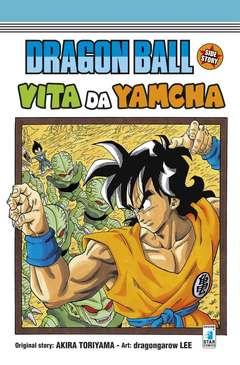 Copertina DRAGON BALL SIDE STORY n. - VITA DA YAMCHA, STAR COMICS