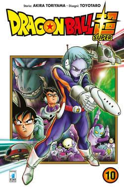 Copertina DRAGON BALL SUPER n.10 - DRAGON BALL SUPER, STAR COMICS