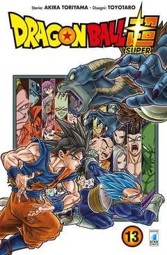 Copertina DRAGON BALL SUPER n.13 - DRAGON BALL SUPER, STAR COMICS