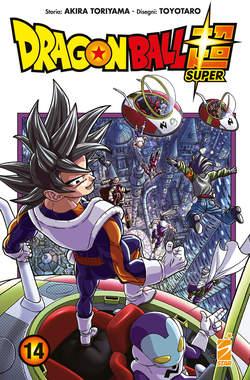Copertina DRAGON BALL SUPER n.14 - DRAGON BALL SUPER, STAR COMICS
