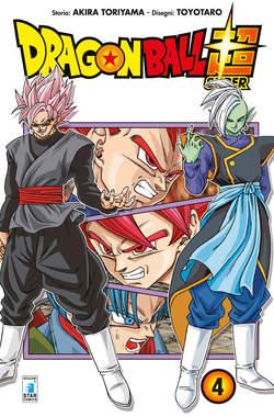 Copertina DRAGON BALL SUPER n.4 - DRAGON BALL SUPER, STAR COMICS