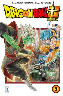 Copertina DRAGON BALL SUPER n.5 - DRAGON BALL SUPER, STAR COMICS