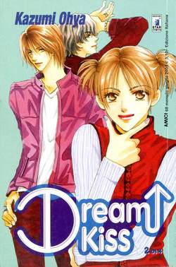 Copertina DREAM KISS n.2 - DREAM KISS 2, STAR COMICS