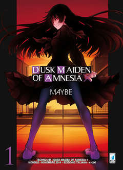 Copertina DUSK MAIDEN OF AMNESIA n.1 - DUSK MAIDEN OF AMNESIA 1 (m10), STAR COMICS