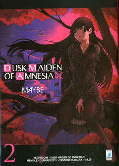 Copertina DUSK MAIDEN OF AMNESIA n.2 - DUSK MAIDEN OF AMNESIA 2, STAR COMICS
