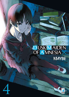 Copertina DUSK MAIDEN OF AMNESIA n.4 - DUSK MAIDEN OF AMNESIA 4 (m10), STAR COMICS