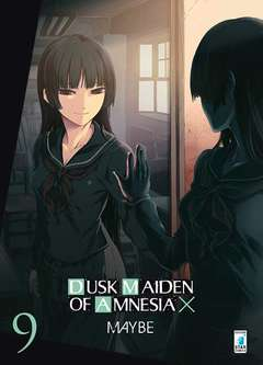 Copertina DUSK MAIDEN OF AMNESIA n.9 - DUSK MAIDEN OF AMNESIA 9, STAR COMICS