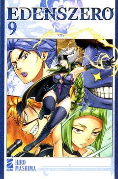 Copertina EDENS ZERO n.9 - YOUNG 323, STAR COMICS