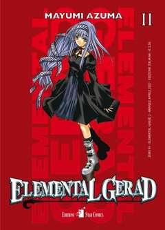 Copertina ELEMENTAL GERAD n.2 - ELEMENTAL GERAD (m18), STAR COMICS
