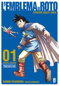 Copertina L'EMBLEMA DI ROTO PERFECT EDITION n.1 - L'EMBLEMA DI ROTO, STAR COMICS