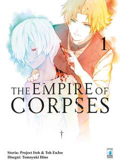 Copertina EMPIRE OF CORPSES (m3) n.1 - EMPIRE OF CORPSES, STAR COMICS