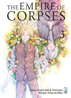 Copertina EMPIRE OF CORPSES (m3) n.3 - THE EMPIRE OF CORPSES, STAR COMICS