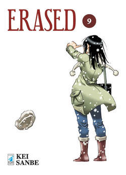 Copertina ERASED n.9 - ERASED (m9), STAR COMICS