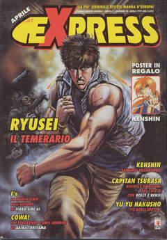 Copertina EXPRESS n.10 - EXPRESS, STAR COMICS