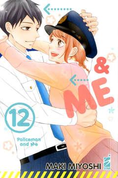 Copertina EXPRESS n.251 - P&ME - POLICEMAN AND ME 12, STAR COMICS