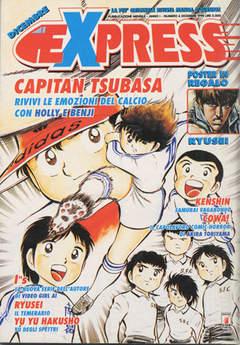 Copertina EXPRESS n.6 - EXPRESS, STAR COMICS