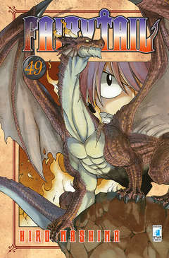 Copertina FAIRY TAIL n.49 - FAIRY TAIL, STAR COMICS